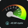 Test de vitesse icône