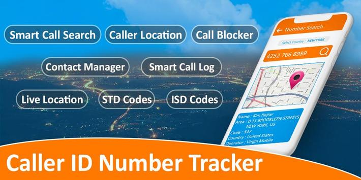 True ID Name & Location - Caller ID Number Tracker poster