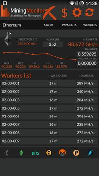 Mining Monitor 4 Nanopool for Android - APK Download