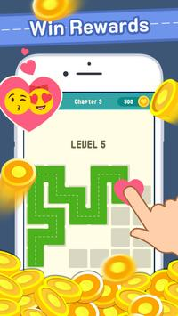 Connect Love Puzzle screenshot 1
