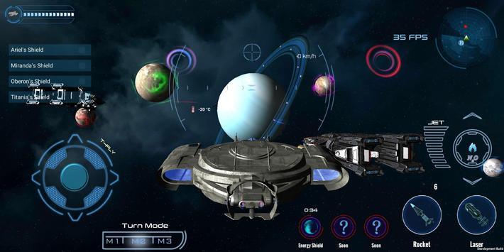 Galaxy Shields 截图 3