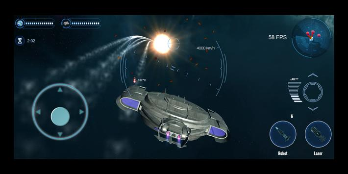 Galaxy Shields 截图 6