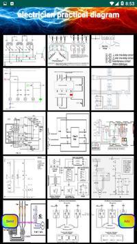 electrician practical diagram screenshot 11