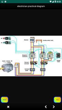 electrician practical diagram screenshot 2