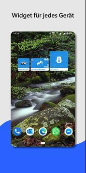 Bluetooth Audio Gerät Widget-verbinden, Lautstärke Screenshot 6