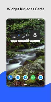 Bluetooth Audio Gerät Widget-verbinden, Lautstärke Screenshot 7