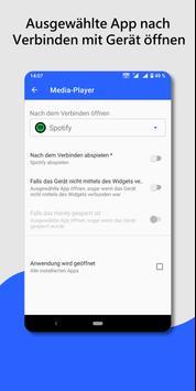 Bluetooth Audio Gerät Widget-verbinden, Lautstärke Screenshot 3