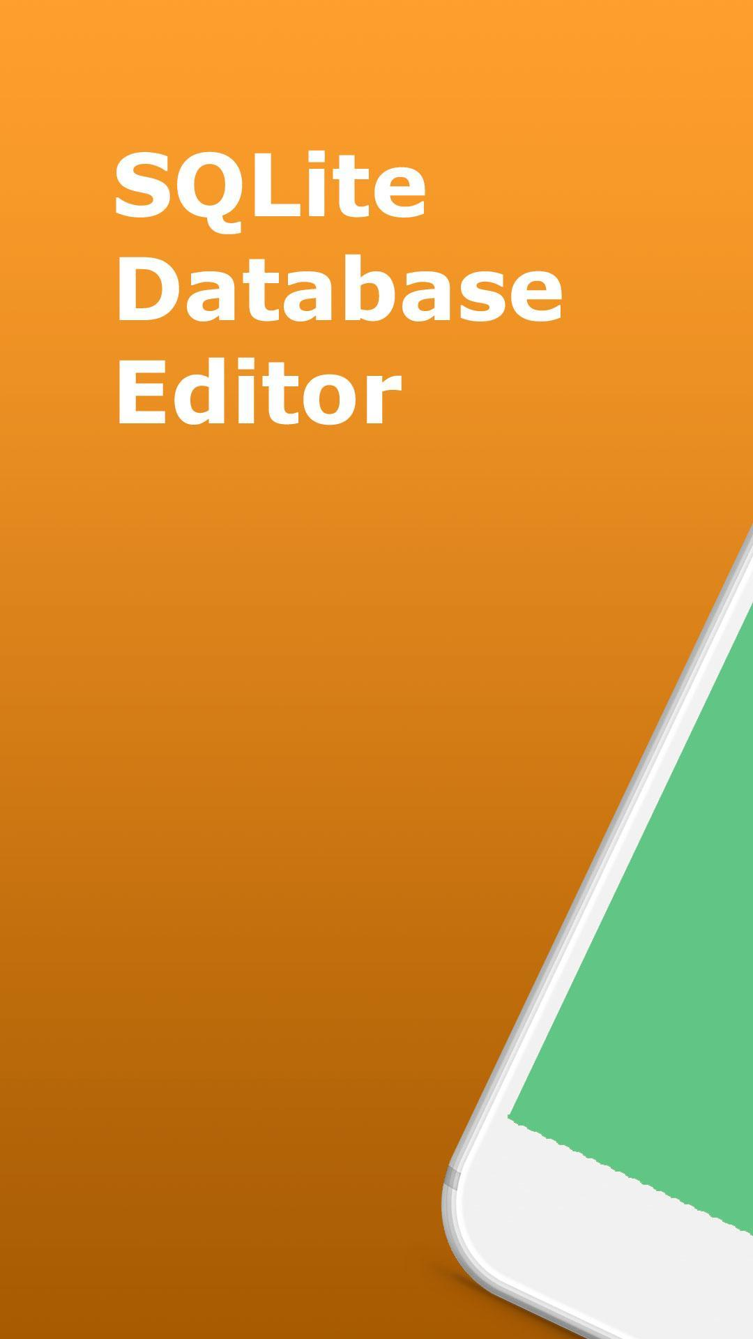 SQLite Database Editor for Android - APK Download