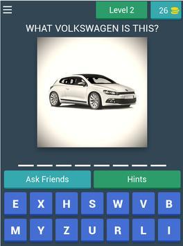 VAG Auto Quiz screenshot 9