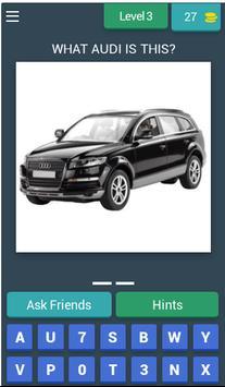 VAG Auto Quiz screenshot 3