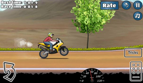 Wheelie Challenge screenshot 4