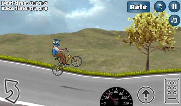 Wheelie Challenge screenshot 1