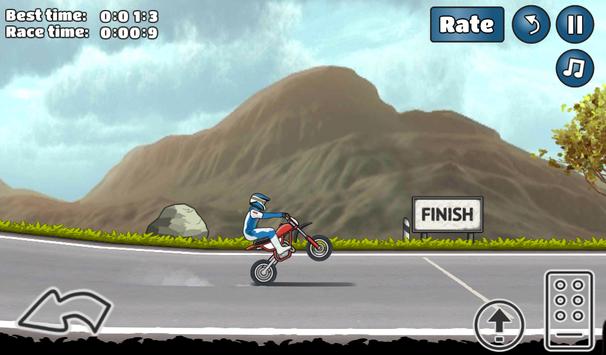 Wheelie Challenge screenshot 2