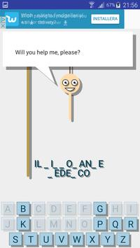 Hangman Multilingual - Learn new languages poster