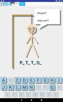Hangman Multilingual - Learn new languages screenshot 10