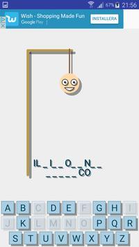 Hangman Multilingual - Learn new languages screenshot 1