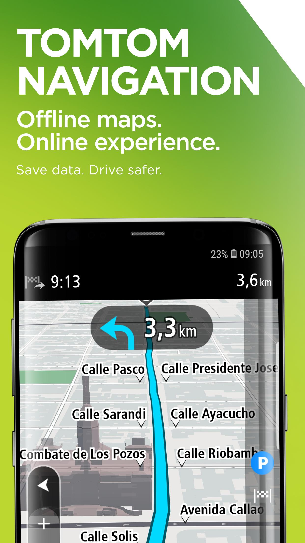 TomTom for Android - APK Download