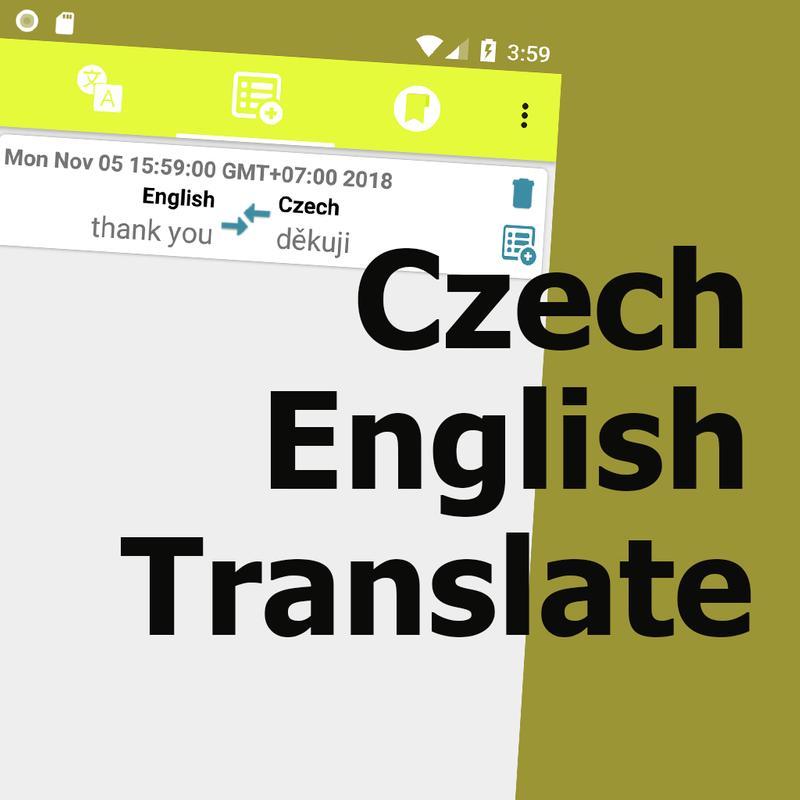 Translate Czech To English Screenshot 5
