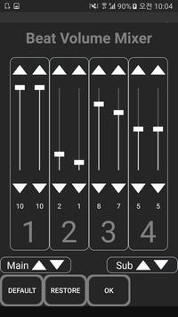 Metronome Mixer screenshot 6