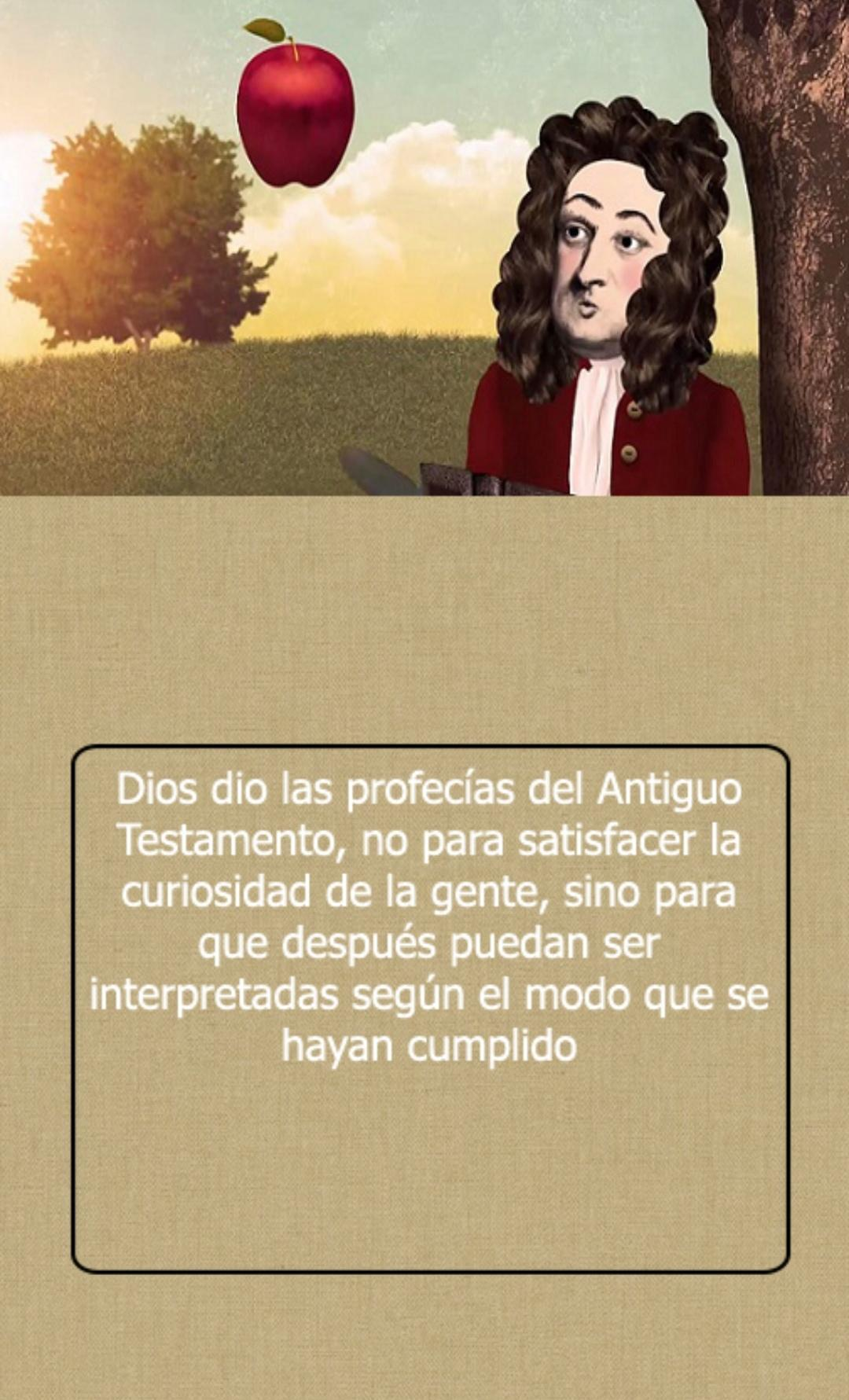 Isaac Newton Frases Inspiradoras For Android Apk Download