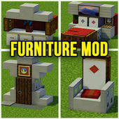 Be Furniture Mod for MCPE icon