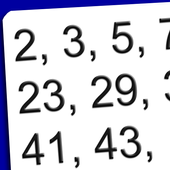 Prime Numbers icon