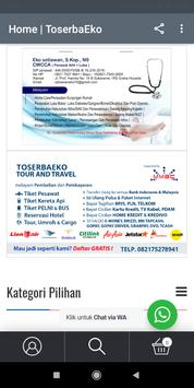 Toserba Eko screenshot 1