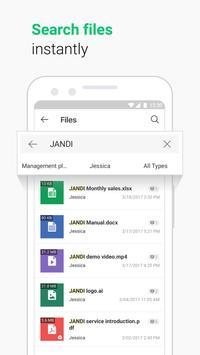 JANDI capture d'écran 2