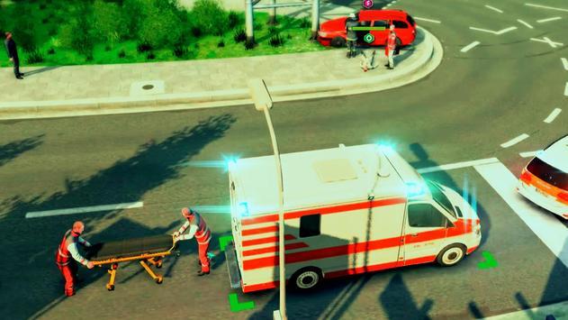 Ambulance Rescue screenshot 1