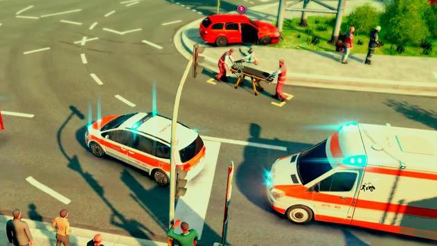 Ambulance Rescue screenshot 2