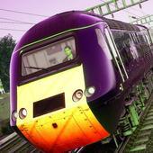Indonesian Train Simulator Games 2020 : Free Train icon
