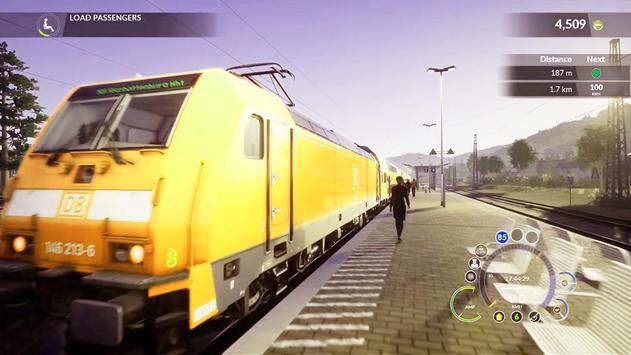 Indonesian Train Simulator Games 2020 : Free Train poster