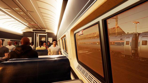 Indonesian Train Simulator Games 2020 : Free Train screenshot 15