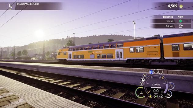 Indonesian Train Simulator Games 2020 : Free Train screenshot 16