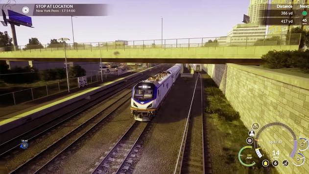 Indonesian Train Simulator Games 2020 : Free Train screenshot 12