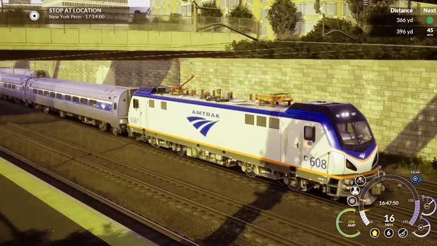 Indonesian Train Simulator Games 2020 : Free Train screenshot 13