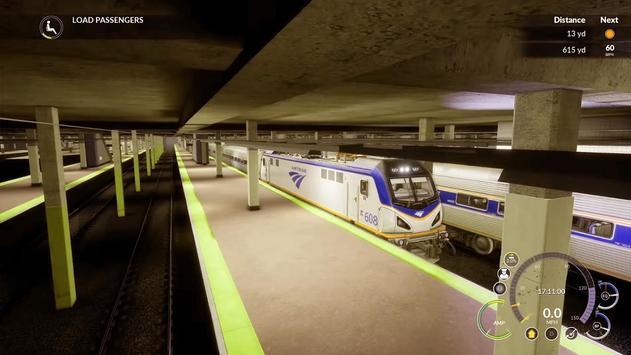 Indonesian Train Simulator Games 2020 : Free Train screenshot 1