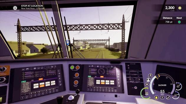 Indonesian Train Simulator Games 2020 : Free Train screenshot 2