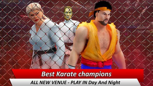 Street Karate poster