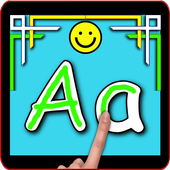 Best Kids ABC Trace & Learn icon