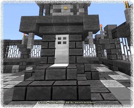 Prison Escape Minecraft PE Map screenshot 2