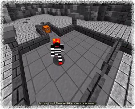 Prison Escape Minecraft PE Map screenshot 3