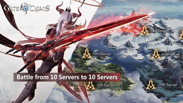 Gate of Chaos screenshot 9