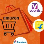 Top 50 Best Online Shopping Sites In India icon