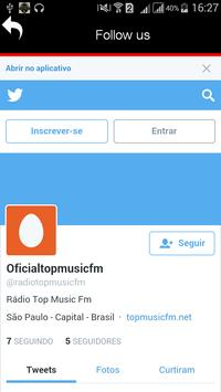Radio Top Music FM screenshot 3
