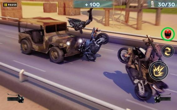 US ARMY: MOTO RACER screenshot 1