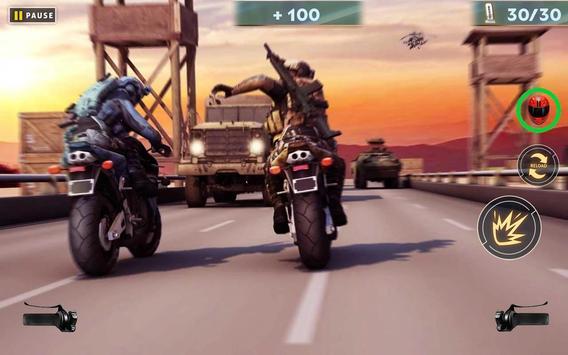 US ARMY: MOTO RACER screenshot 6