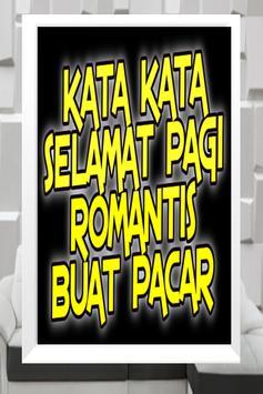 Kata Puisi Ucapan Selamat Pagi Romantis buat Pacar screenshot 1