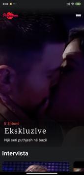 Për'puthen poster