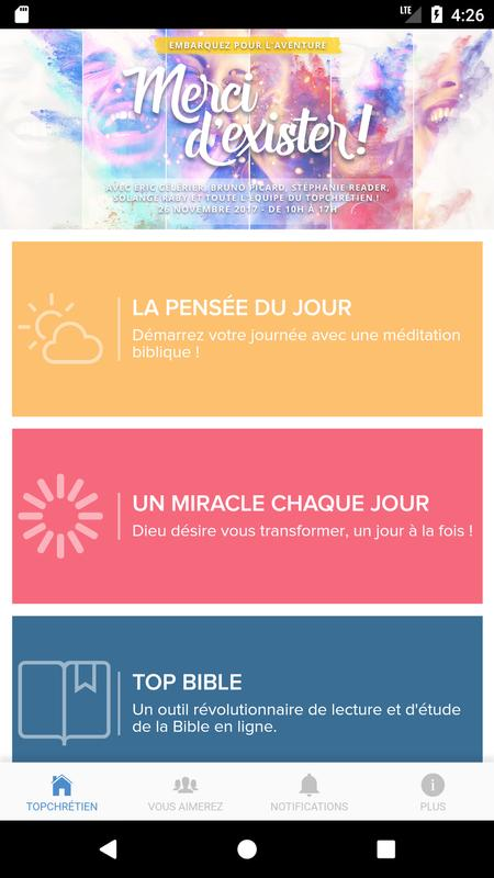 Topchrétien For Android Apk Download